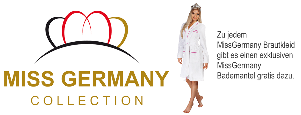 MissGermany Collection Bademantel